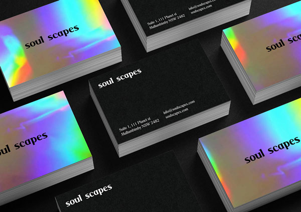 Holographic-business-cards