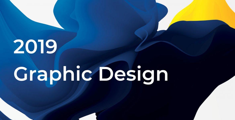 9 tendenze di graphic design da tenere d'occhio nel 2019